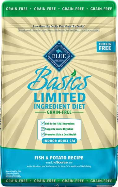 Blue Buffalo Basics LID Cats