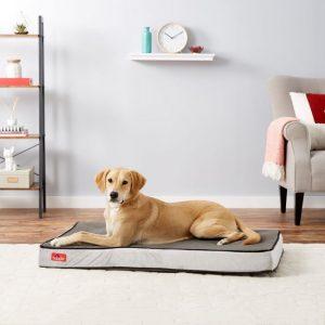 Brindle Waterproof Foam Pet Bed
