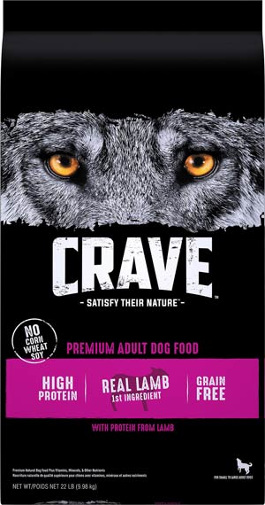 Crave High Protein Lamb Adult Grain-Free