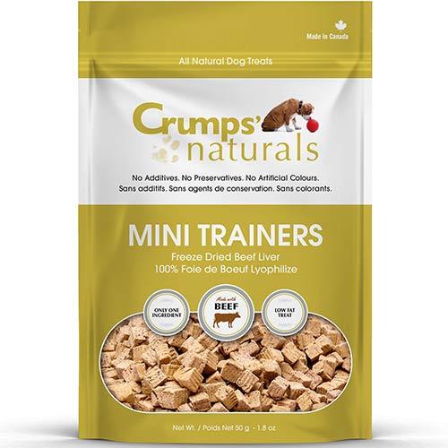 Crumps' NaturalsMini Trainers