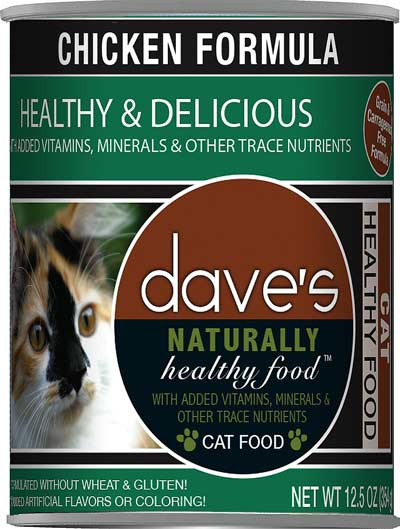 Dave's Naturally Healthy Chicken