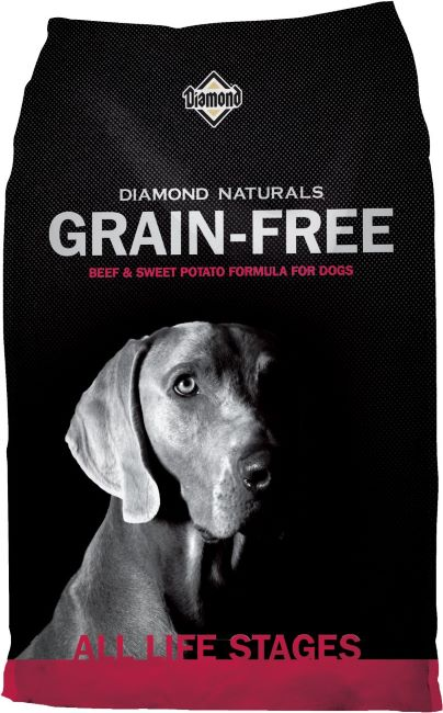 Diamond Naturals Grain-Free All Stages