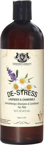 Gerrard Larriett Aromatherapy De-stress Shampoo & Conditioner