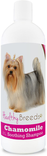 Healthy Breeds Yorkshire Terrier Chamomile Soothing Shampoo