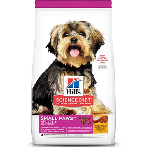 Hill's Science Diet Small Breed
