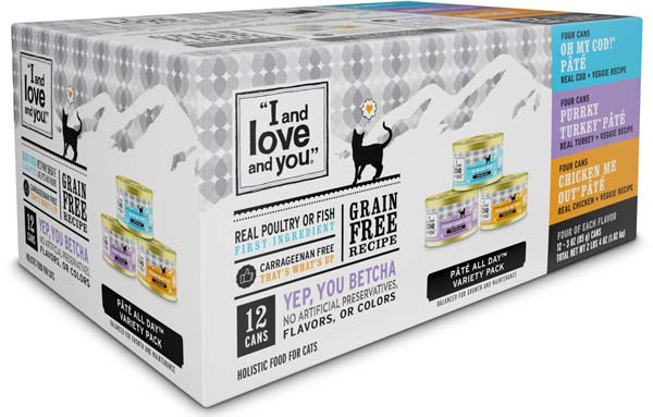 I and Love and You Variety Pack 3 oz