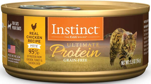Instinct Ultimate Protein Grain-Free