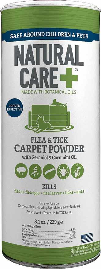 Natural Care Flea and Tick