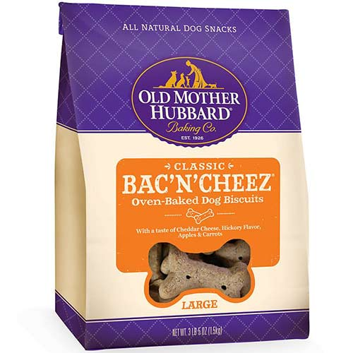 Old Mother Hubbard Classic Bac'N'Cheez