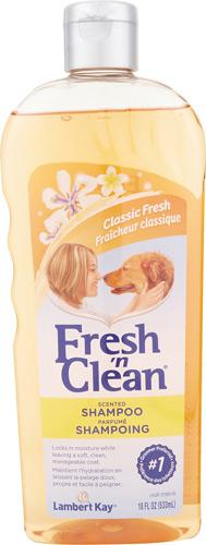 PetAg Fresh 'N Clean Scented Dog Shampoo Classic Fresh Scent