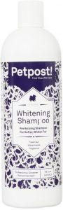 Petpost Dog Whitening Shampoo