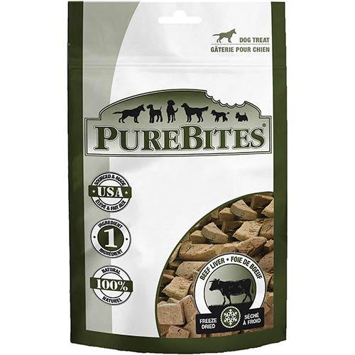 PureBites Beef Liver