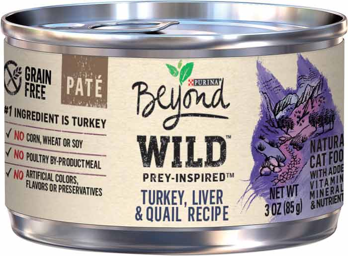 Purina Beyond Wild Turkey
