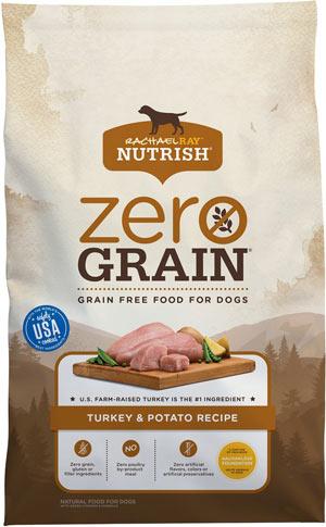Rachael Ray Nutrish Zero-Grain Natural Turkey