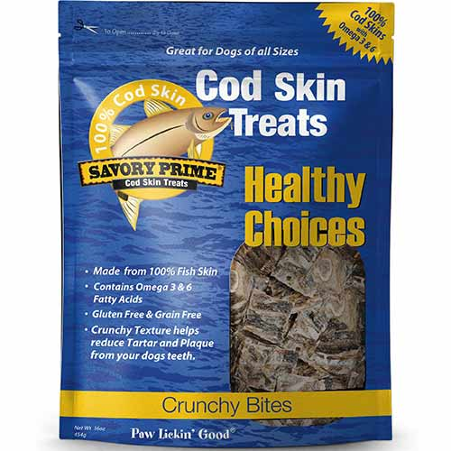 Savory PrimeGood Skin Treats Crunchy