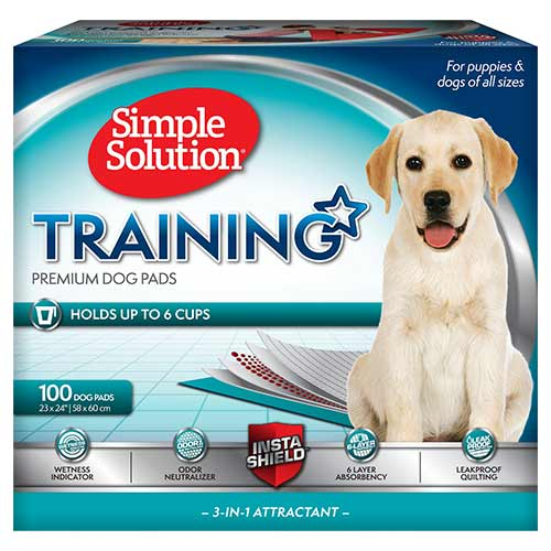 Simple Solution Puppy