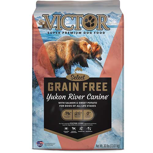 Victor Select Grain Free Yukon River Canine
