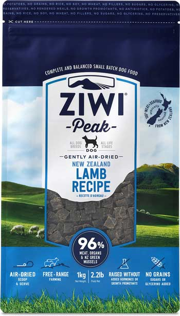 Ziwi Peak Air Dried Lamb