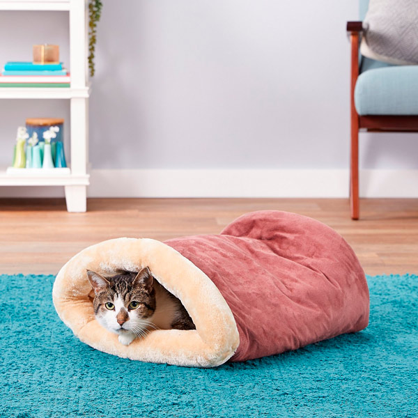 Burrow Cat Bed