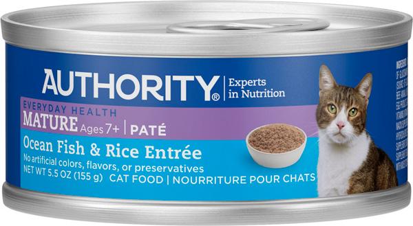 Ocean Fish and Rice Mature Pate