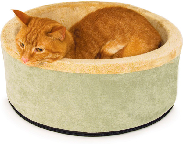 Thermo Kitty Cat Bed