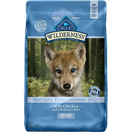 Blue Buffalo Wilderness Puppy