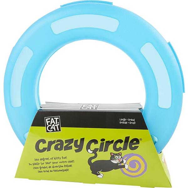Fat Cat Crazy Circle