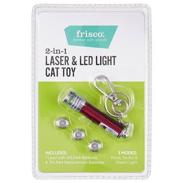Frisco 2 in 1 Laser Light