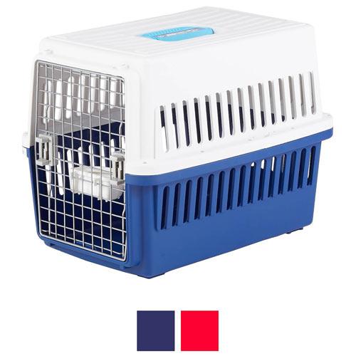 IRIS Deluxe Travel Cat Kennel
