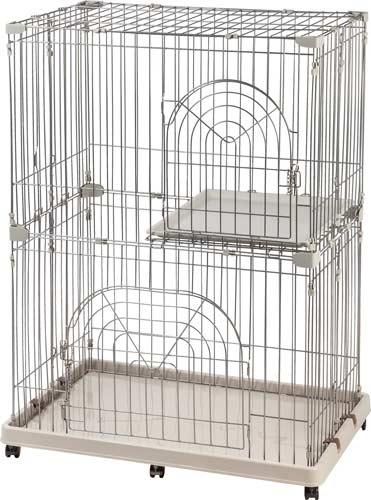 IRIS Multi Story Wire Cat Cage