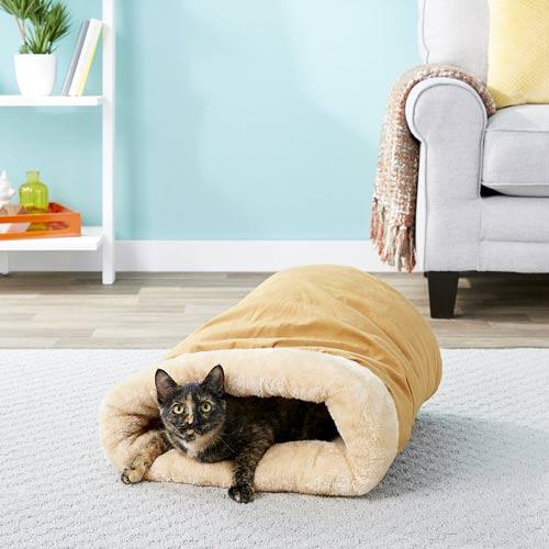 Pet Magasin Self-Warming Cat Cave