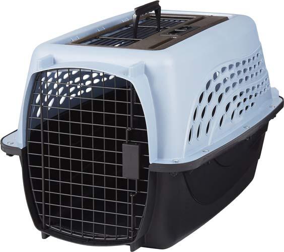 Petmate Two-Door Top Cat Kennel