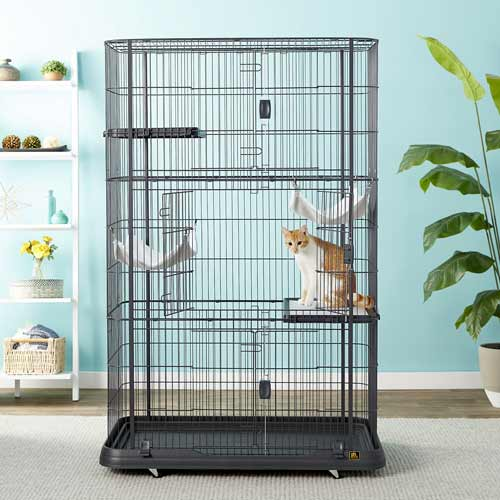 Prevue Cat Cage Playpen
