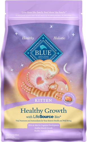 Blue Buffalo Healthy Growth Kitten Chicken & Brown Rice kitten