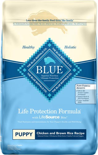 Blue Buffalo Life Protection Puppy Chicken & Brown Rice