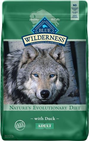 Blue Buffalo Wilderness Duck Recipe Grain-Free