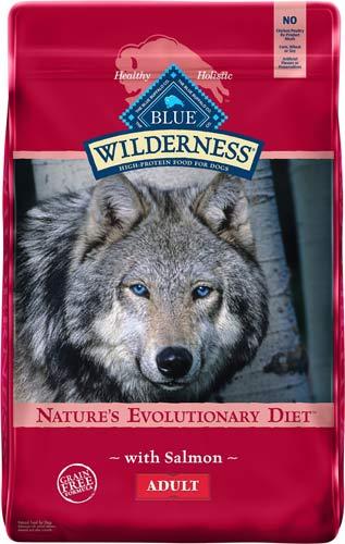 Blue Buffalo Wilderness Salmon