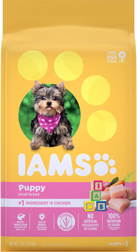 Iams ProActive Health Smart Puppy Small & Toy Breed