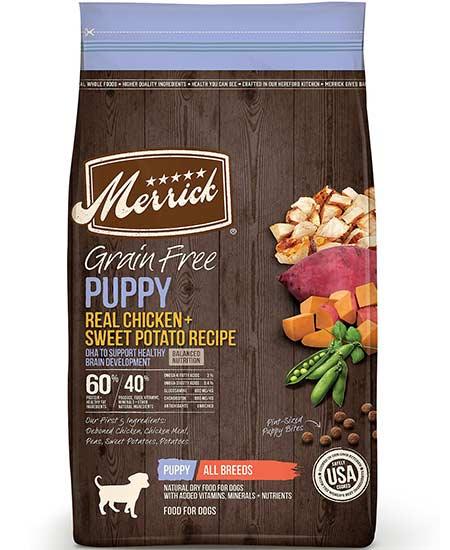 Merrick PuppyReal Chicken