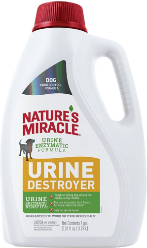Nature's Miracle Dog Enzymatic Urine Destroyer