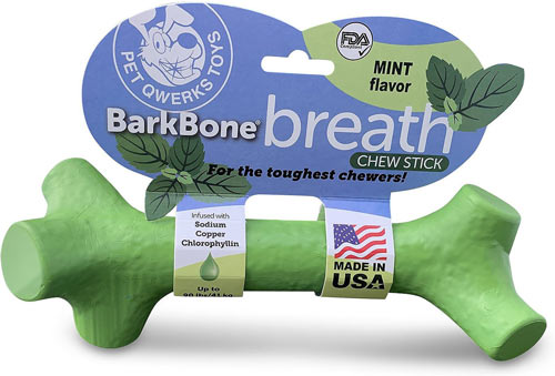 Pet Qwerks BarkBone Breath Mint