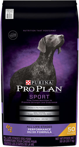 Purina Pro Plan All Life Stages Sport