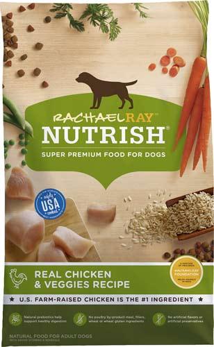 Rachael Ray Nutrish Natural Chicken & Veggies