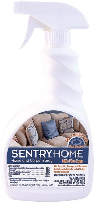 Sentry Home & Carpet Flea & Tick Spray