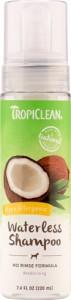 TropiClean Waterless H.A. Shampoo