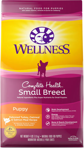 Wellness Small Breed Complete Health Puppy