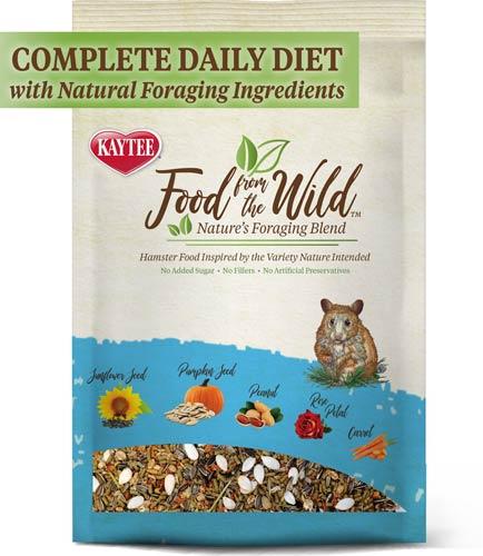 Kaytee Food From the Wild Hamster Food
