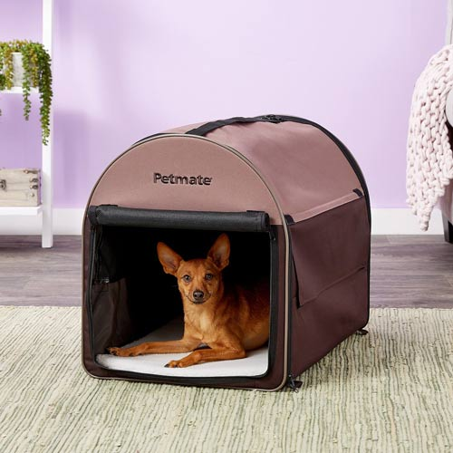 Petmate Single-Door Collapsible Soft-Sided