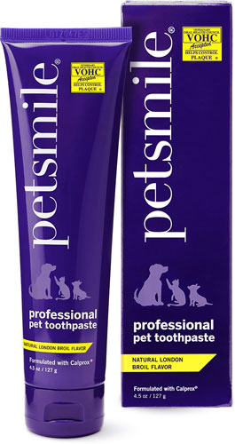 Petsmile Professional Natural London Broil Flavor Pet Toothpaste