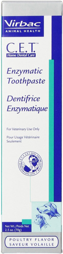 Virbac C.E.T. Enzymatic Dog & Cat Poultry Flavor Toothpaste